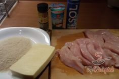 """Kócos"" tepsis csirkemell   TopReceptek.hu Sausage, Pork, Meat, Kale Stir Fry, Sausages, Pork Chops, Chinese Sausage"
