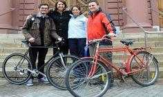 La vuelta al mundo en bici  www.viajerosdelosvientos.com  Info341.com | Periodismo Sustentable » Cómo sigue el circuito de los activistas de las bicicletas