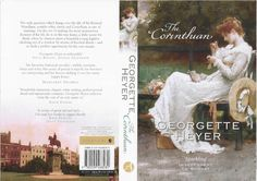 The Corinthian by Georgette Heyer: begins with the charming heroine climbing out the window to escape an arranged marriage; escapades and laughs ensue.
