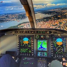 在飛行員心中最美麗的城市不知是否為 #伊斯坦堡 #伊斯坦布爾 ❓©allitopbas