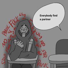 Im Losing My Mind, Lose My Mind, Fb Memes, Funny Memes, True Memes, Trauma, I Hate My Life, Pinterest Memes, Describe Me