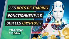 LES BOTS DE TRADING FONCTIONNENT-ILS SUR LES CRYPTOS ? Blockchain, Lunch Box, Journal, Club, App, Bento Box