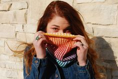 Ravelry: Chromatic Cowl pattern by Knitcircus Yarns