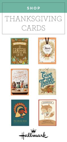 Show friends and family near and far you're thankful for them with help from these Thanksgiving cards from Hallmark! This thoughtful act is sure to help you share the love during the fall holidays. Grateful For You, Thankful, Thanksgiving Cards, Share The Love, Give Thanks, Fall Crafts, Activities For Kids, Entertaining, Holidays