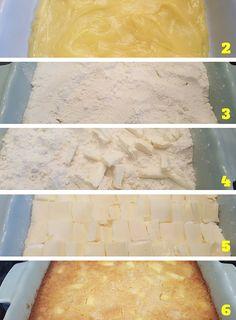 Lemon Cream Cheese Dump Cake. This is a delicious easy to make lemon cream cheese dump cake.