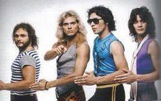 Van Halen mid 80s