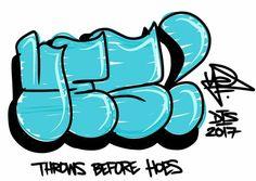 Graffiti Lettering Alphabet, Graffiti Text, Graffiti Doodles, Graffiti Words, Graffiti Writing, Graffiti Tagging, Street Art Graffiti, Graffiti Designs, Graffiti Styles