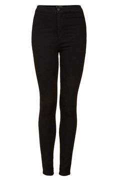 Topshop Moto 'Joni' High Rise Skinny Jeans available at #Nordstrom