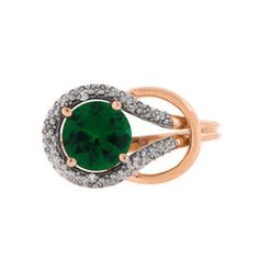 Diamond Rose Gold Green Emerald Birthstone Love Knot Ring Christmas 2014 Holiday Jewelry Deals and Sales At Gemologica.com. Xmas Gift guide, Gift Ideas For Him, Gift Ideas For Her, Gift Ideas For Kids. Give the Gift of Fine Jewelry From the Gemologica.com Online Jewelry Store. Unique Gifts, Personalized Gifts, Gift Finder For Men, Women, Children @ GEMOLOGICA.COM
