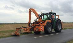 Gersvang Maskiner har fået importen af koncepttraktoren ReboRack, som er specialbygget til armklippere.
