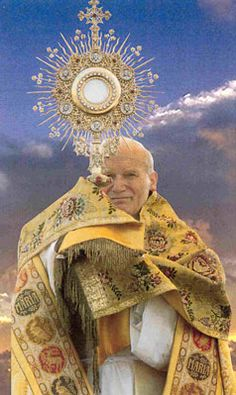 The Most Blessed Sacrament