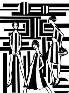 Nothing found for 2013 05 02 Marc Jacobs Bijou Karman Http: Www Cruzine Com 2013 07 17 Cool Conceptual Illustrations Fx Sedhayu Ardian Fashion Design Sketchbook, Fashion Sketches, Op Art, Graphic Design Illustration, Illustration Art, Illustrator, Illusion Art, Alphonse Mucha, Illustrations And Posters