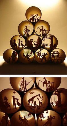 Rolls: Paper Cut Collages by Anastassia Elias   Inspiration Grid   Design Inspiration