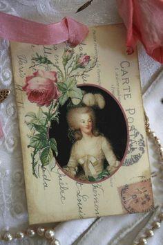 Altered Marie Antoinette