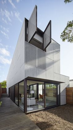 Galeria De May Grove Jackson Clements Burrows Architects
