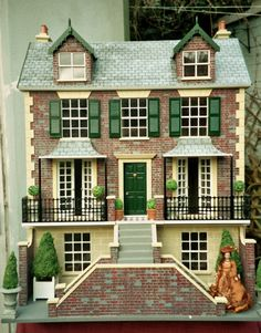 dollhouse for sale - Google Search. Yes please