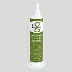 Hydrating Mist Conditioner is a leave-in conditioner treatment for all hair types. Revitalizes dry or chemically processed hair.