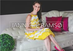 Real Designer Jannicke Ramso Interview