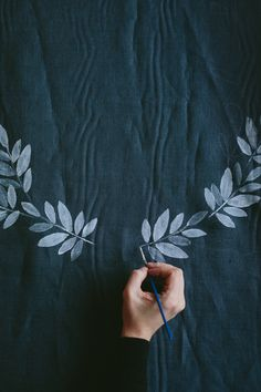 How to easily create your own textile prints