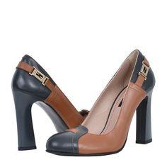 Pantofi office pentru femei cu atitudine. Dacă îţi plac, recomandă-i prin Happy Share, noul buton de share care îți aduce câștiguri.