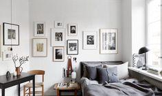 20 sqm Stockholm studio