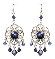 Beaducation: Helm Chain Earrings Online Class with Colin Mahler [COL10]