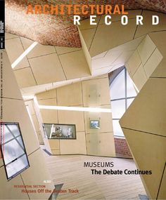 [Architecture eBook] Revista Architectural Record by Wang YiFeng - issuu