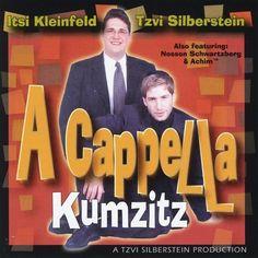 Itsi & Tzvi Silberstein Kleinfeld - Acappella Kumzitz