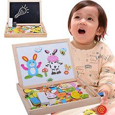 Zeagoo Baby Lernspielzeug Staffelei Magnetic Doodle Kinder aus Holz Zeichnung Tafel 3D Holz malen Tool ab 3 Jahren Zeagoo http://www.amazon.de/dp/B00UV3SVJS/ref=cm_sw_r_pi_dp_80r4wb1QK9GKK