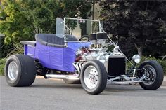 1923 FORD T-BUCKET CUSTOM ROADSTER - Barrett-Jackson Auction Company - World's Greatest Collector Car Auctions