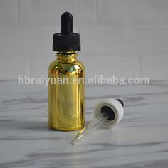 Shiny Gold Silver 30ml Electroplate Glass Dropper Bottle For E Juice E Liquid , Find Complete Details about Shiny Gold Silver 30ml Electroplate Glass Dropper Bottle For E Juice E Liquid,Shiny Gold Silver 30ml Electroplate Glass Dropper Bottle For E Juice E Liuqid,30ml Electroplate Glass Dropper Bottle For E Juice E Liuqid,Gold Silver 30ml Electroplate Glass Dropper Bottle For E Juice E Liuqid from -Hebei Ruiyuan Pipe Fitting Manufacturing Co., Ltd. Supplier or Manufacturer on Alibaba.com