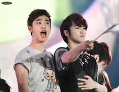 [PIC]120818 SUDO at SMT Concert in SEOUL (cr:suho type!)