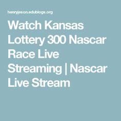 nascar live stream