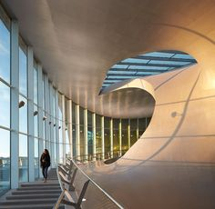 Arnhem Station by UNStudio