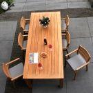 Záhradný nábytok - katalog Traditional Teak | Elmina