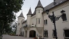 nagykárolyi kastély - YouTube