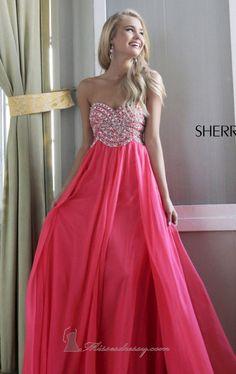 Sherri Hill 3908 Dress - MissesDressy.com