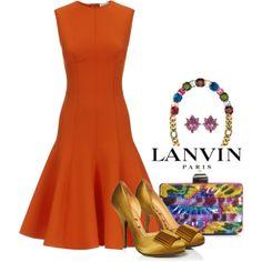 """Lanvin 3"" by ivanyi-krisztina on Polyvore"