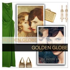 """""""Dress Your Favorite Golden Globe Nominee"""" by danielle-487 ❤ liked on Polyvore featuring Lanvin, KOTUR, The Seller, women's clothing, women, female, woman, misses, juniors and GoldenGlobes"""