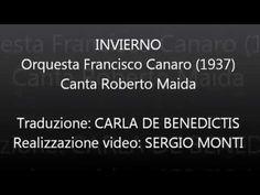 INVIERNO - CANARO - TRADUZIONE IN ITALIANO