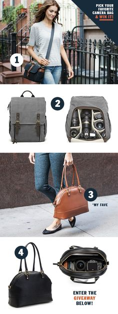 CAMERA BAG GIVEAWAY!  I love camera bag giveaways.  Hurry and get your entries in.
