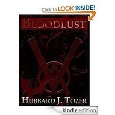 Bloodlust on Kindle!  Great ebook!
