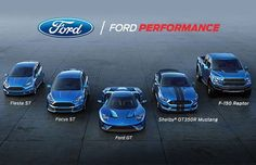 Ford performans