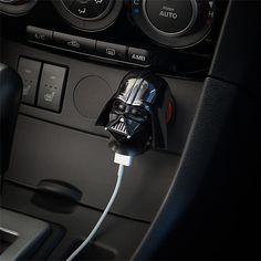 Darth Vader & Stormtrooper Car Chargers Help Harness Dark Side of the Force While on the Go
