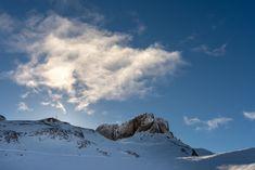 Ifen #kleinwalsertal #visitvorarlberg Mount Everest, Mountains, Nature, Travel, Viajes, Traveling, Nature Illustration, Off Grid, Trips