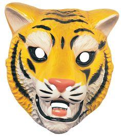Animal Mask Tigger ***082686032773*** ¢3.950