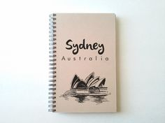 Check out this item in my Etsy shop https://www.etsy.com/listing/230585734/sydney-australia-opera-house-5x8-journal