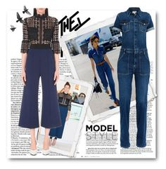 Inspiration: jumpsuit, the trendy alternative to dresses and top/skirt combo