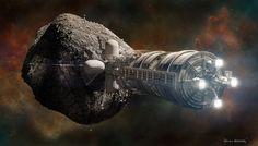 Концепты космических станций: фантастика и реальность