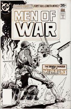 Gil Kane and Pablo Marcos Conan the Barbarian #70